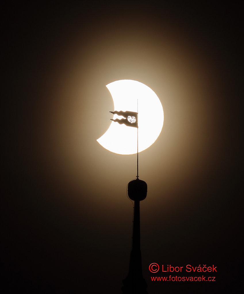 Zatmění slunce 4.1.2011