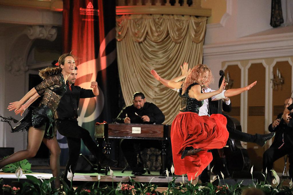 Mezinárodní hudební festival Český Krumlov - Cigánski Diab