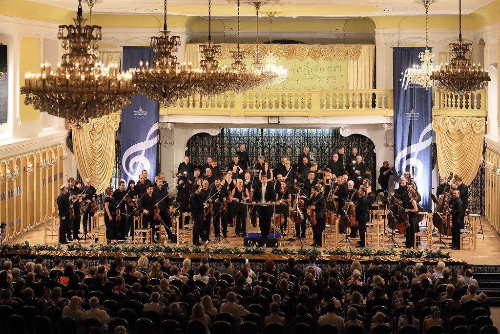 Mezinárodní hudební festival Český Krumlov - Boris Andriano